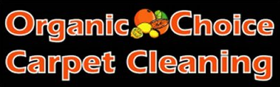 Logo Organic Choice Carpet Cleaning